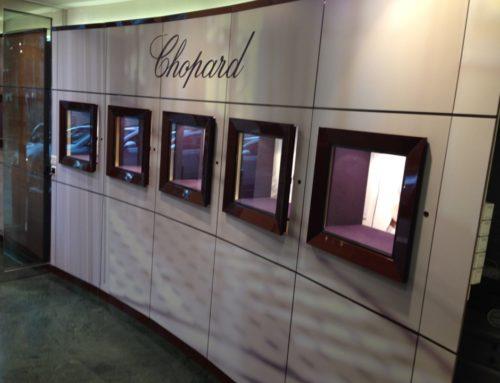 Chopard  – Bucherer Genève